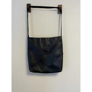SUNSEA - sunsea bag 黒