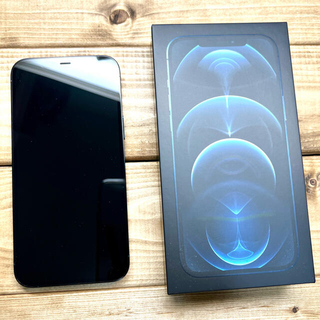 Apple - iPhone 12 Pro Max パシフィックブルー 256 GB