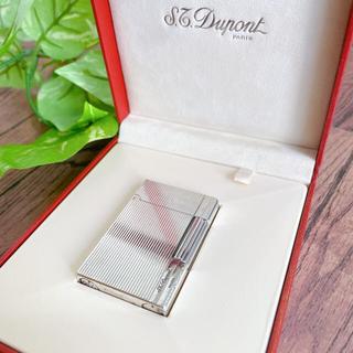 S.T. Dupont - デュポン ギャッツビー ライター ガスライター 付属品有