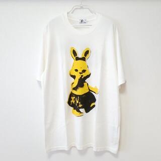 HYSTERIC GLAMOUR - ヒステリックグラマー LITTLE RABBIT Tシャツ
