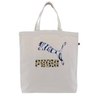 PUMA - プーマ キャンバストートバッグ
