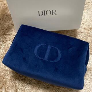 Dior - 新品未使用 Dior ノベルティーポーチ 送料込み