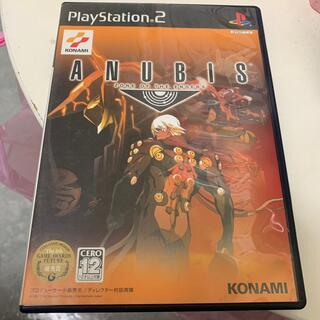 コナミ(KONAMI)のPS2 ANUBIS(家庭用ゲームソフト)