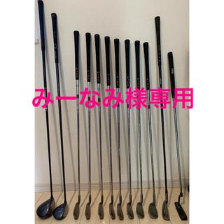 ピン(PING)の中古ゴルフクラブ 12本セット ビンテージマイデイ (クラブ)