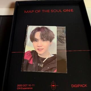 防弾少年団(BTS) - BTS MAP OF THE SOUL ON:E Blu-ray トレカ ユンギ