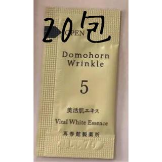 ドモホルンリンクル - ドモホルンリンクル  美活肌エキス パウチタイプ