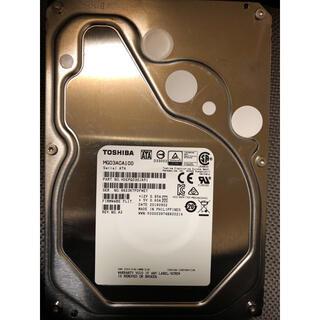 東芝 - 東芝 HDD 1TB MG03ACA100