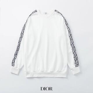 Dior - 【2点1000円引き特価限定】DIOR#HXC091302 ロゴ付き スウェット
