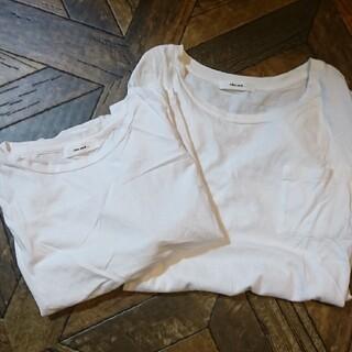 ニコアンド(niko and...)のniko and... 白Tシャツ2枚セット(Tシャツ(半袖/袖なし))