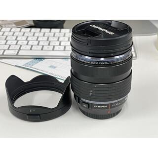 オリンパスM.ZUIKO DIGITAL ED 12-40mm F2.8 PRO