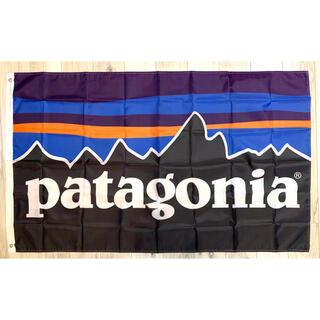 パタゴニア(patagonia)のパタゴニア 販促用フラッグ バナー 旗(その他)