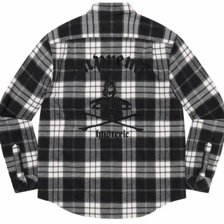 HYSTERIC GLAMOUR - Supreme Hysteric Glamour Flannel Shirt