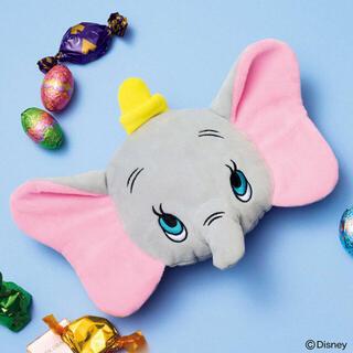 Disney - mini付録/ダンボぬいぐるみフェイスポーチ