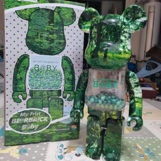 MY FIRST BE@RBRICK B@BY FOREST GREEN Ver(その他)