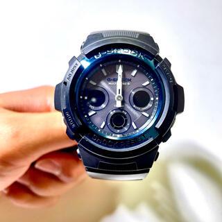 ジーショック(G-SHOCK)のG-SHOCK 電波ソーラー AWG-M100A-1AJF(腕時計(アナログ))
