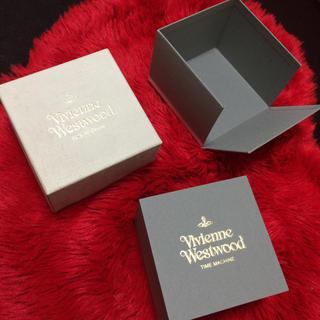 ヴィヴィアンウエストウッド(Vivienne Westwood)のヴィヴィアン 大きめ空箱 小物入れ(小物入れ)