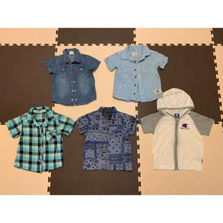 ブリーズ(BREEZE)のシャツ(Tシャツ/カットソー)