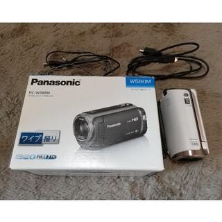 Panasonic - Panasonic HC-W580M デジタルハイビジョンカメラ 32G内蔵メモ