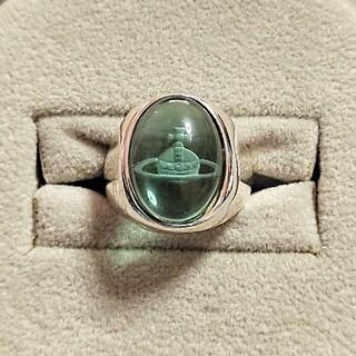Vivienne Westwood - 美品⁎⋆*復刻版カボションリング S