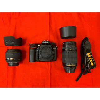 Nikon - Nikon D7100, 70-300mm+ 30mm 1.4レンズセット