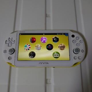 PlayStation Vita - 「PlayStation®Vita(PCH-2000シリーズ)Wi-Fiモデル