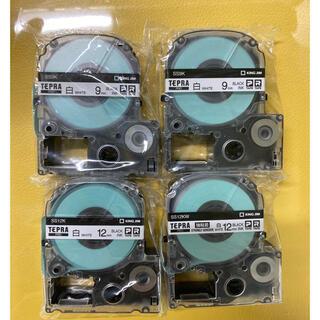 キングジム(キングジム)のテプラテープ 4個セット(オフィス用品一般)