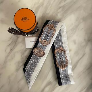 Hermes - エルメス ツイリー ブリッドドゥクール