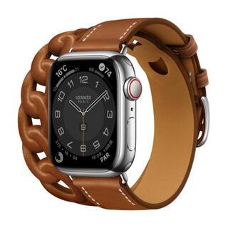 Apple Watch - Apple Watch HERMES ドゥブルトゥール グルメット