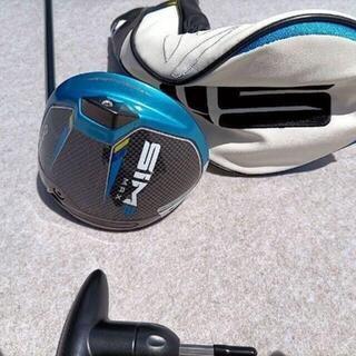 新品未使用 テーラーメイド SIM2 MAX Dドライバー 9.0°S