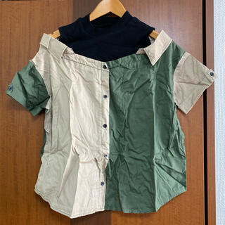 セシルマクビー(CECIL McBEE)のセシルマクビー オフショルダー(カットソー(半袖/袖なし))