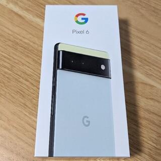 Google Pixel - Google Pixel 6 新品 128GB  Sorta Seaform