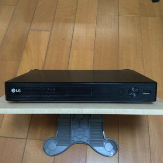 エルジーエレクトロニクス(LG Electronics)のDVD ブルーレイプレーヤー【リージョンフリー&クローズドキャプション機能付き】(ブルーレイプレイヤー)