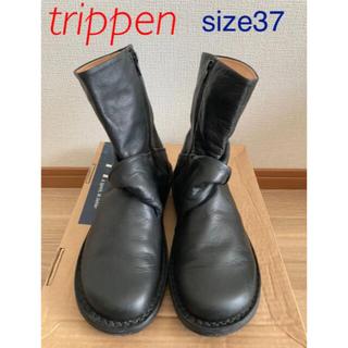 trippen - trippen サイドジップブーツ トリッペン SPIN スピン サイズ37