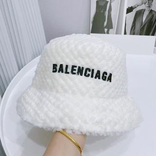 美品 Balenciaga バレンシアガ ハット
