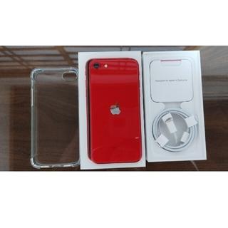 iPhone - iPhone SE 第2世代 (SE2) レッド 64GB SIMフリー