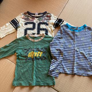 t/mini - 長袖Tシャツ 3枚セット