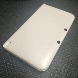 ニンテンドー3DS - 偽トロ キャプチャー 3DS LL ホワイト