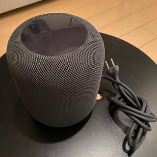 Apple - 【11/1までNF RECORDS様お取り置き】homepod apple