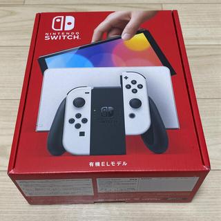 任天堂 - 新型 Nintendo Switch 有機EL モデル ホワイト