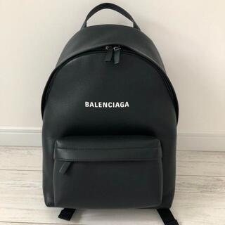 BALENCIAGA BAG - BALENCIAGA エブリデイ バックパック Sサイズ