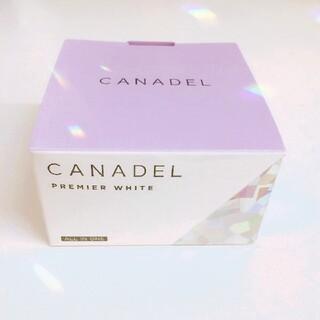 新品♡CANADEL カナデル プレミアホワイト オールインワン Duo 58g(オールインワン化粧品)