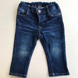 エイチアンドエム(H&M)の【値下げ】H&M ベビーデニム 6-9m 70-80サイズ デニム(パンツ)