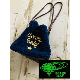 BEAMS - ビームスゴルフ カードバッグ 小物
