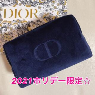 Dior - Dior☆ ホリデー限定 クリスマスオファー ポーチ♡ 新品未使用☆