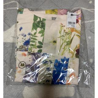 Design Tshirts Store graniph - グラニフ レディース 長袖 チュニック ワンピース
