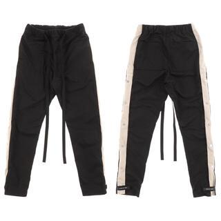 FEAR OF GOD - Striped Baggy Tearaway Pants takuya∞着用