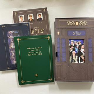 防弾少年団(BTS) - BTS MAGIC SHOP マジショ 釜山ソウル公演 字幕無