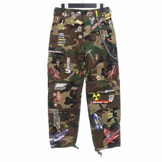 Balenciaga - VETEMENTS 18AW  military cargo pants