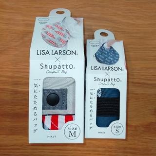 Lisa Larson - エコバッグ シュパット LISA LARSON マイキーM S 2個セット