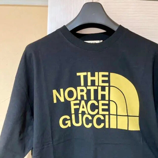 Gucci - GUCCI×THE NORTH FACE Tシャツ XXL 確実正規品 未使用